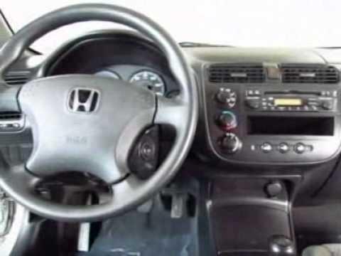 Elegant 2005 Honda Civic DX VP Coupe   Easley, SC