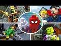 LEGO Marvel Super Heroes 2 Walkthrough Part 3 - Defeat Green Goblin 2099, Enchantress, Black Knight