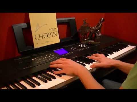 Chopin Prelude Op.28 No.13 In F-sharp Major