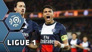 PSG - Nantes (5-0) - Résumé - 19/01/14 - (Paris Saint-Germain - FC Nantes)