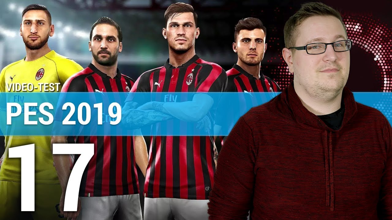 PES 2019 : L'excellence du gameplay ! | TEST
