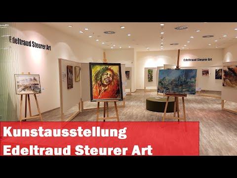 Kunstausstellung - Edeltraud