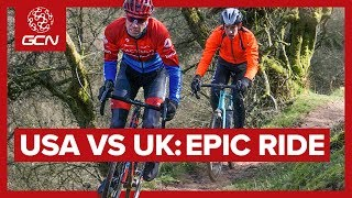 The Most English Bike Ride Ever - With Cx Legend Jeremy Powers