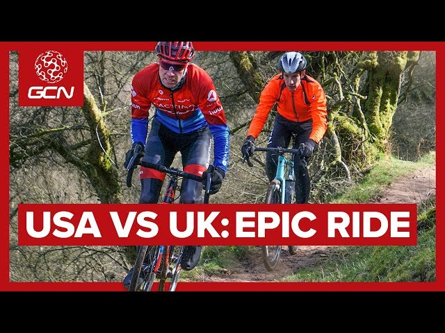 545b6bd7230 The Most English Bike Ride Ever - With CX Legend Jeremy Powers. Global  Cycling Network
