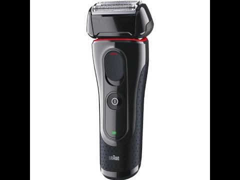 Braun Series 5 5030S Gift Electric Shaver Review