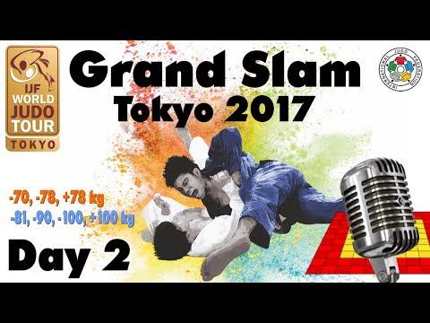 Judo Grand-Slam Tokyo 2017: Day 2