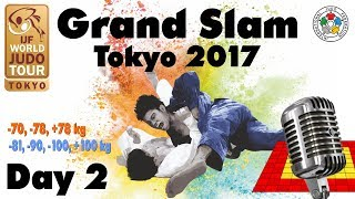 Video Judo Grand-Slam Tokyo 2017: Day 2 download MP3, 3GP, MP4, WEBM, AVI, FLV Desember 2017