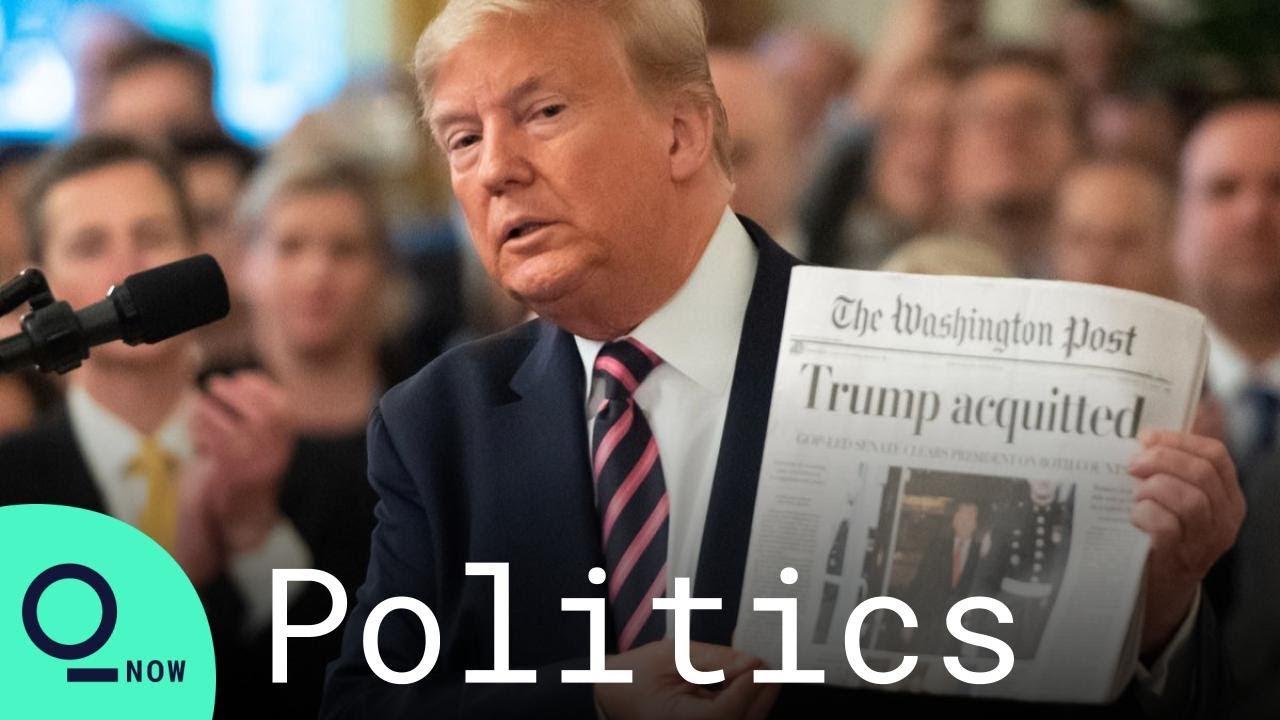 It's a 'Big Mistake' for Democrats to Impeach Trump: Former U.S. Ambassador
