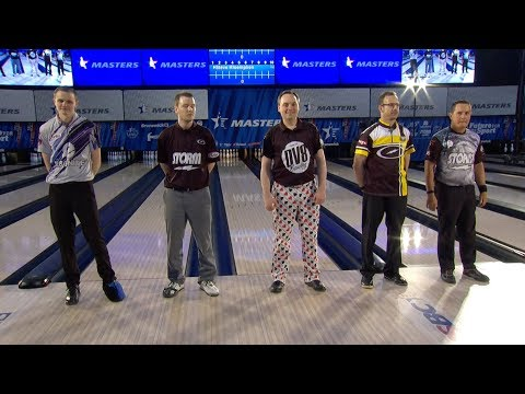 2018 USBC Masters Stepladder Finals