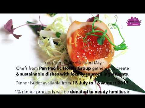 Farm-to-Table: Pan Pacific Hotels & PARKROYAL Hotels Team Up For World Food Day 2017