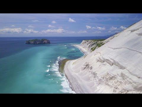 [ 4K Ultra HD ] 東京絶景アイランド「新島」TOKYO ISLANDS - NIIJIMA ISLAND (Drone & Gimbal stabilizer shots)