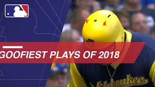 Goofiest plays of the 2018 season