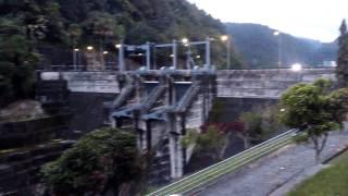 Menakjubkan  Pintu Air  Terjun Sigura-gura ( PLTA Asahan)