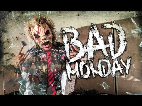 BAD MONDAY (Music Video) - DJ BL3ND, JAYCEN A'MOUR