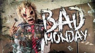 Смотреть клип Dj Bl3Nd, Jaycen A'Mour - Bad Monday
