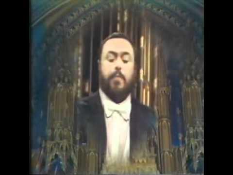 A Pavarotti Christmas - Panis Angelicus mp3