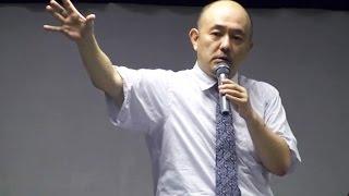 岩上安身氏「非常に危険な状態に今ある」メディアの偏向報道を糾弾 ワールドフォーラム