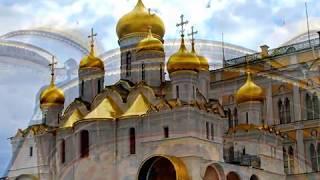 Золотые купола.  BARGUZIN.