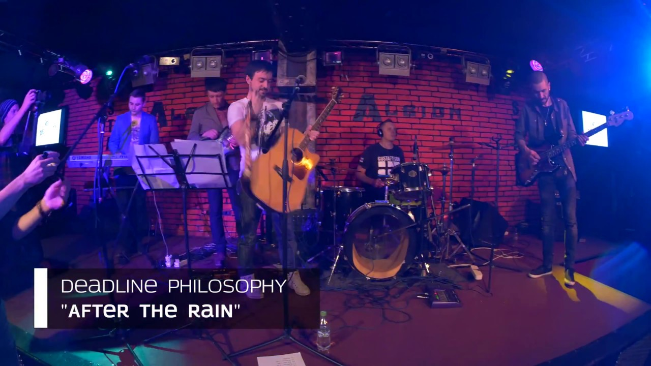 Download Deadline  - After the Rain (live)