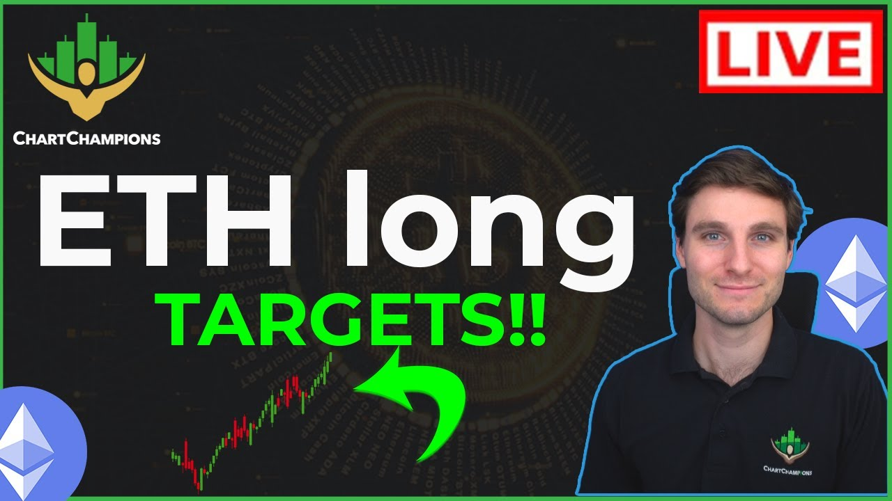 Download ETH READY TO EXPLODE!!📈 Ethereum Technical Analysis target prediction.