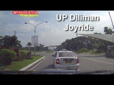 Pinoy Joyride - University of the Philippines Diliman Joyride