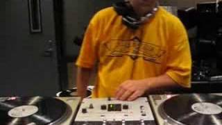 DJ 3RD RAIL MIXTAPE KING 8/25/08 PART 1 NO SERATO HIP HOP MIX