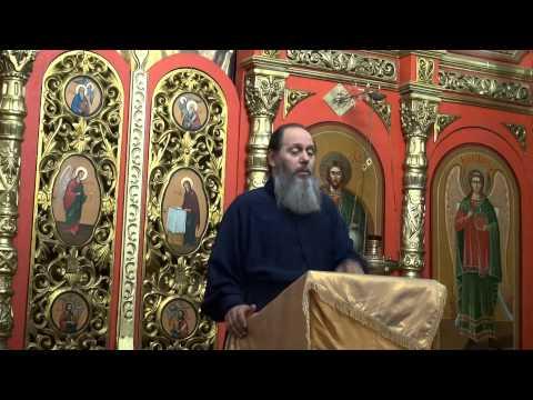 Вопросы священнослужителю. Поминовение усопших. Храм