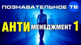 Антименеджмент 1  Бизнес с мужским характером (Познавательное ТВ, Андрей Иванов)