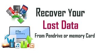 how to recover deleted files from memory card