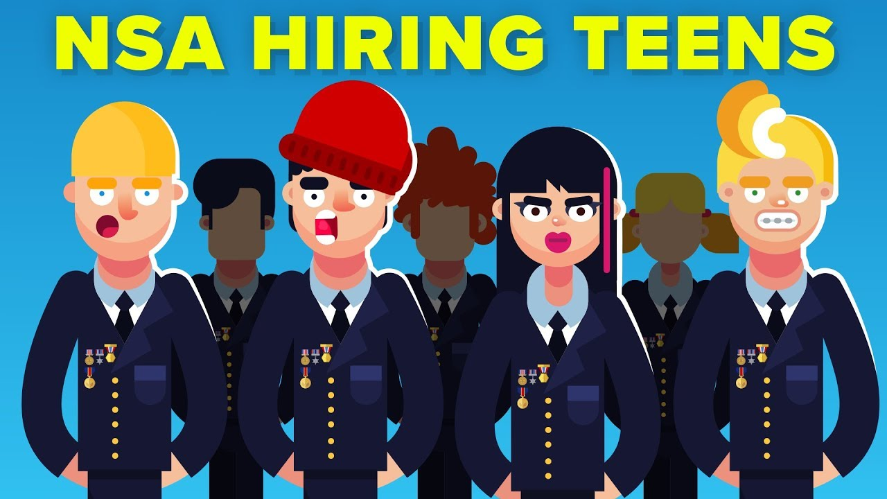 Download Why The NSA Is Hiring Teenagers Like You