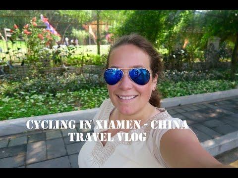 Cycling Xiamen - China - Travel vlog 7