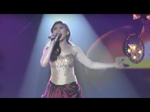 Sarah Geronimo sings 'Have Yourself A Merry Little Christmas'