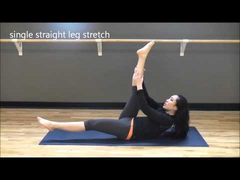 POP Pilates For Beginners - Total Body Workout