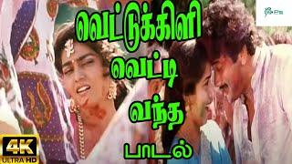 Vettukili Vetti Vantha || வெட்டுக்கிளி வெட்டி வந்த || Mano, Swarnalatha || Love Duet H D Song