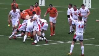 Rugby 2017 Nederland   Zwitserland 18 03 2017 highlights