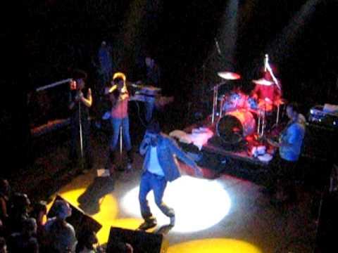 """Gentleman """"Runaway"""" Live @ Lincoln Theatre 22608"""