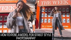 How To Pose A Model For Street Style Photography