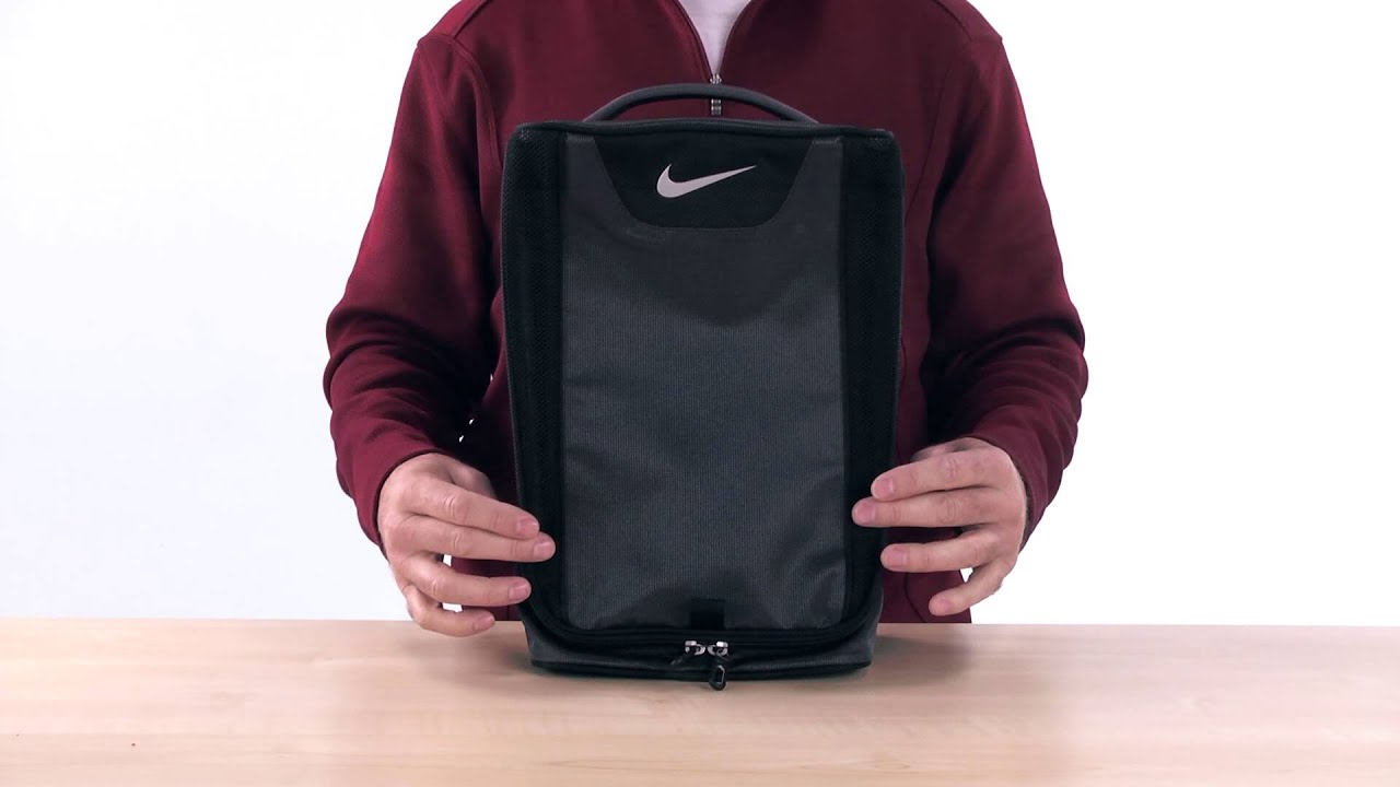Nike Golf Shoe Bag