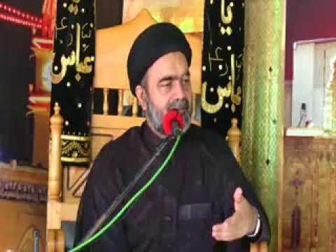 07 Majlis 07 Muharram 1439 2017 Maulana Mohammad Ali Naqvi