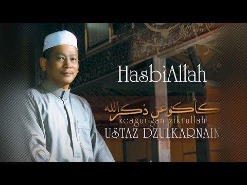 Ustaz Dzulkarnain - Hasbiallah (Official Video)