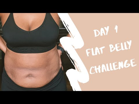 flat-belly-challenge-day-1|-morning-routine-|-summer-body-loading...