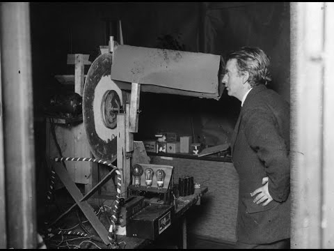 John Logie Baird early television & Phonovison