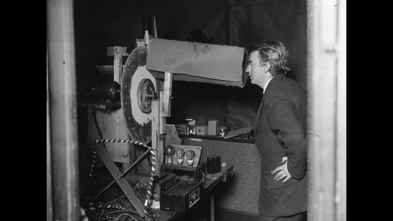 john logie baird early television phonovison youtube