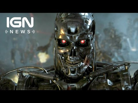 Leading Scientists Warn of Potential Doom from Artificially Intelligent Weapons - IGN News poster