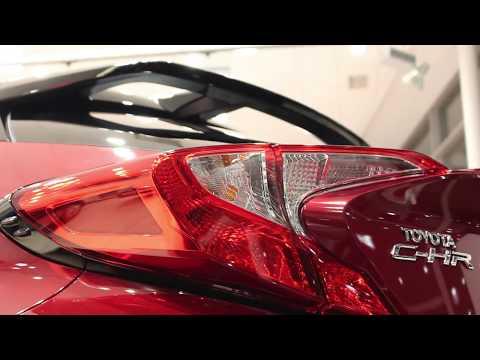 Pinkstones Toyota C-HR Red Edition