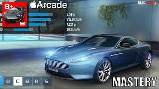 Asphalt 8 Airborne+ Mastery - Part 2 - C-Class Series: Aston Martin DB9 Coupe