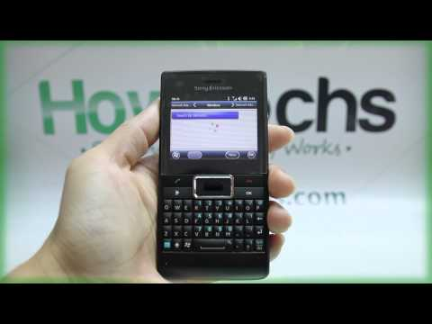How to Set Up Wifi on Sony Ericsson Aspen