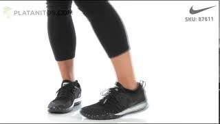 Nike w nk free tr 7 selfie - Negro