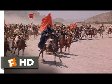 Lawrence of Arabia (5/8) Movie CLIP - Attack on Aqaba (1962)