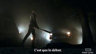 The Walking Dead - Negan a tranché  ! [VOSTFR] SPOILER !